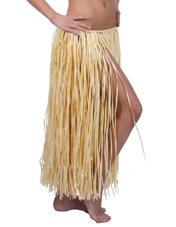 Guirca- Falda hawaiana paja, Talla única (16489.0): Amazon.es ...