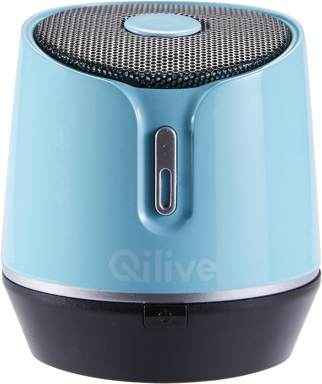 Qilive Q.1900 Mono Portable Speaker 3W Azul - Altavoces portátiles ...