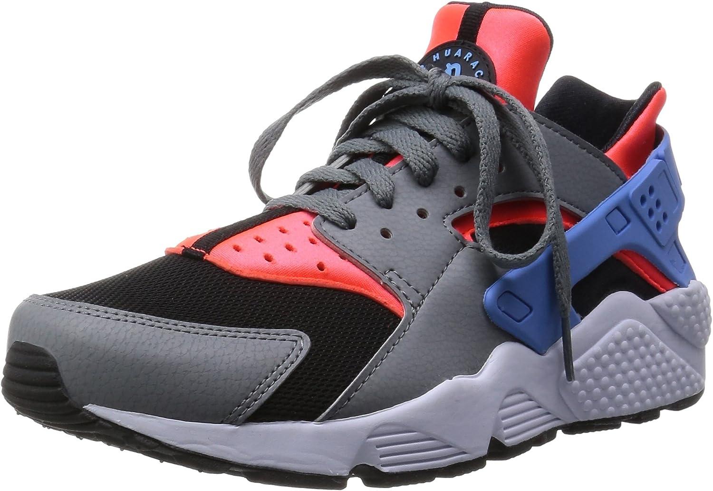 Nike Mens Air Huarache, BRIGHT CRIMSON
