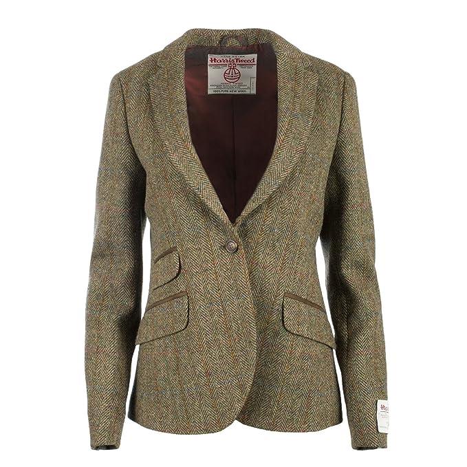 Harris Giacca it Tweed Donna C001T Amazon Abbigliamento 34 TzABrTwcq