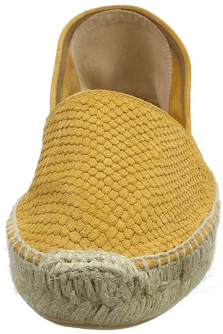 Amazon.com: Solillas Womens Cornejo Espadrilles, Yellow ...