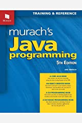Murach's Java Programming (5th Edition) Paperback
