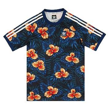 1b79ded2b77c adidas Men's Floral T-Shirt: adidas Originals: Amazon.co.uk: Sports ...
