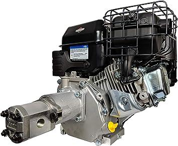holzspalter mit dieselmotor