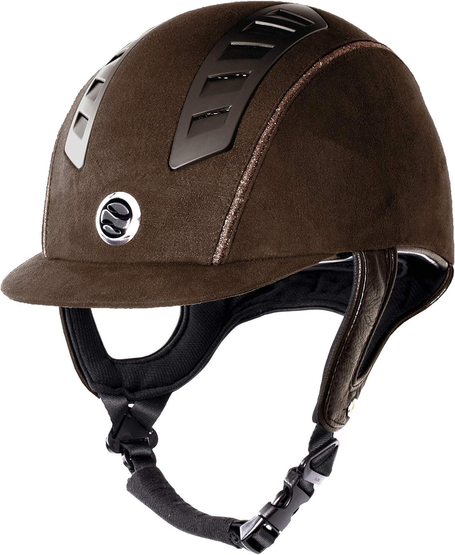 Trauma Void EQ3 Microfiber Helmet 6 1//2in Brown