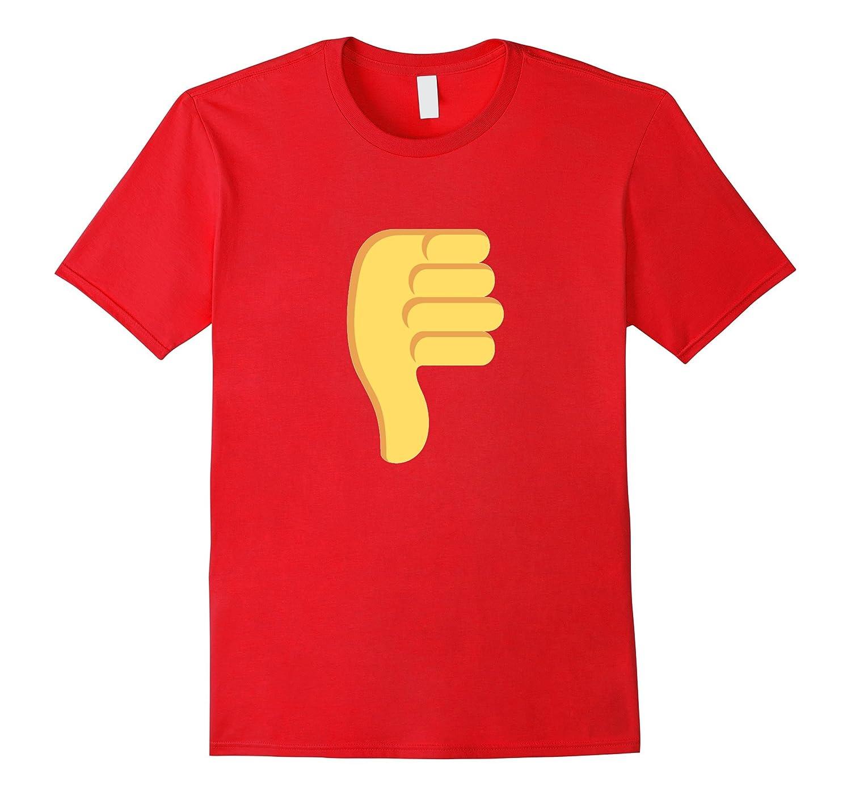 Thumbs Down Hand Emoji T-Shirt