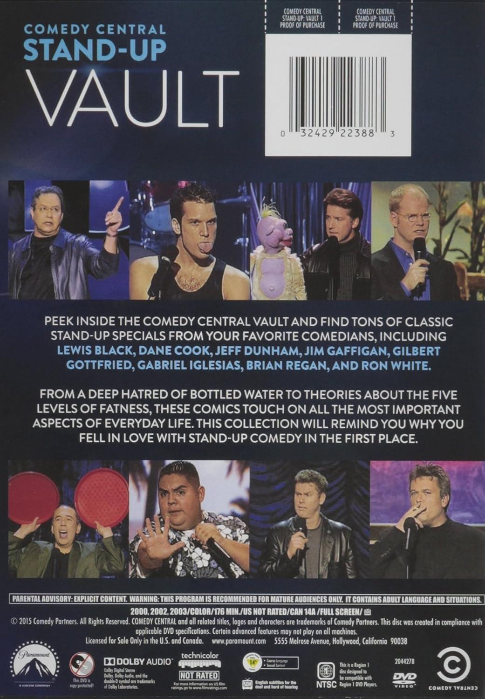 Comedy Central Stand-Up Vault # 1 Edizione: Stati Uniti ...