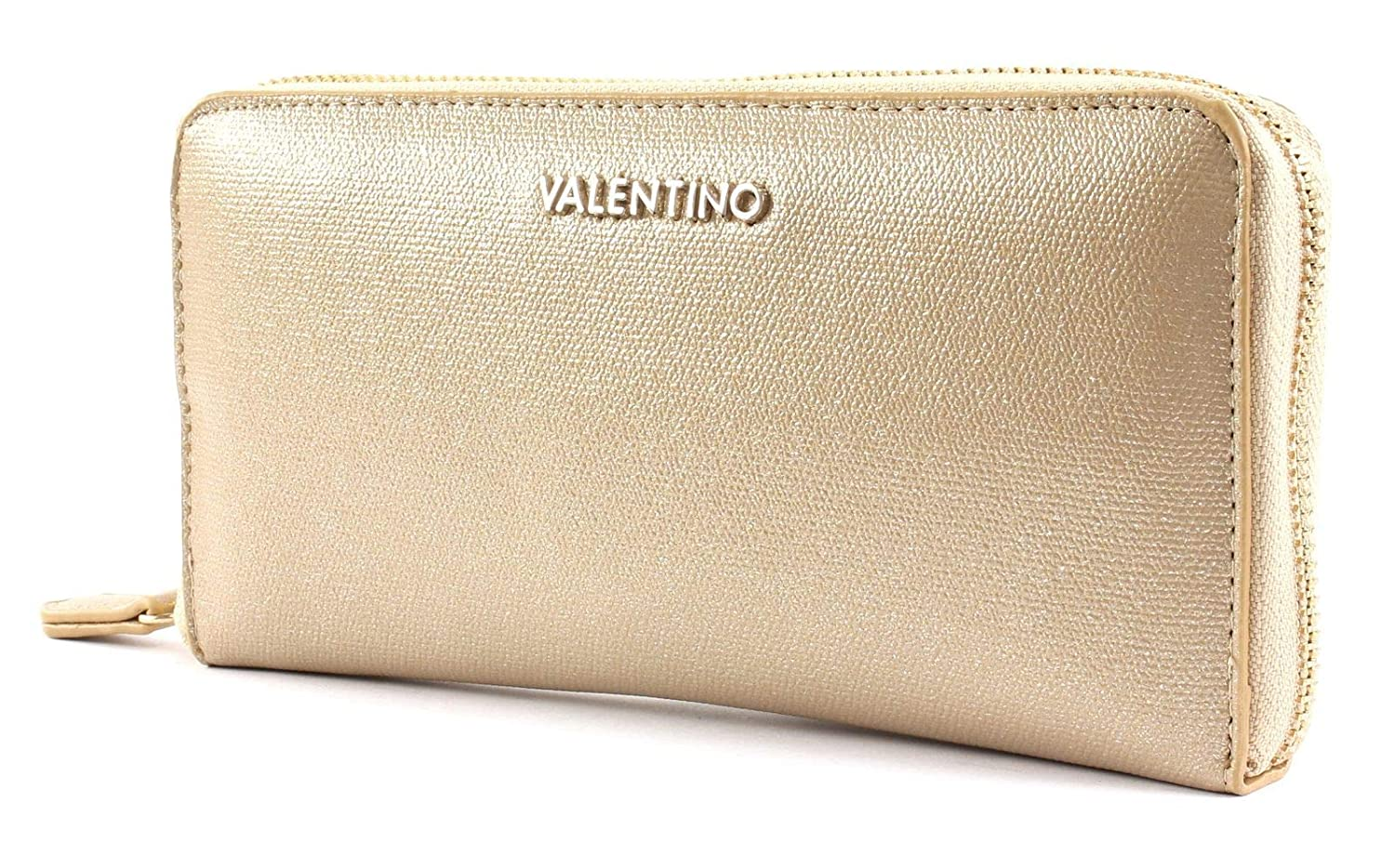 Valentino Marilyn Zip Around Wallet Oro: Amazon.es: Zapatos ...