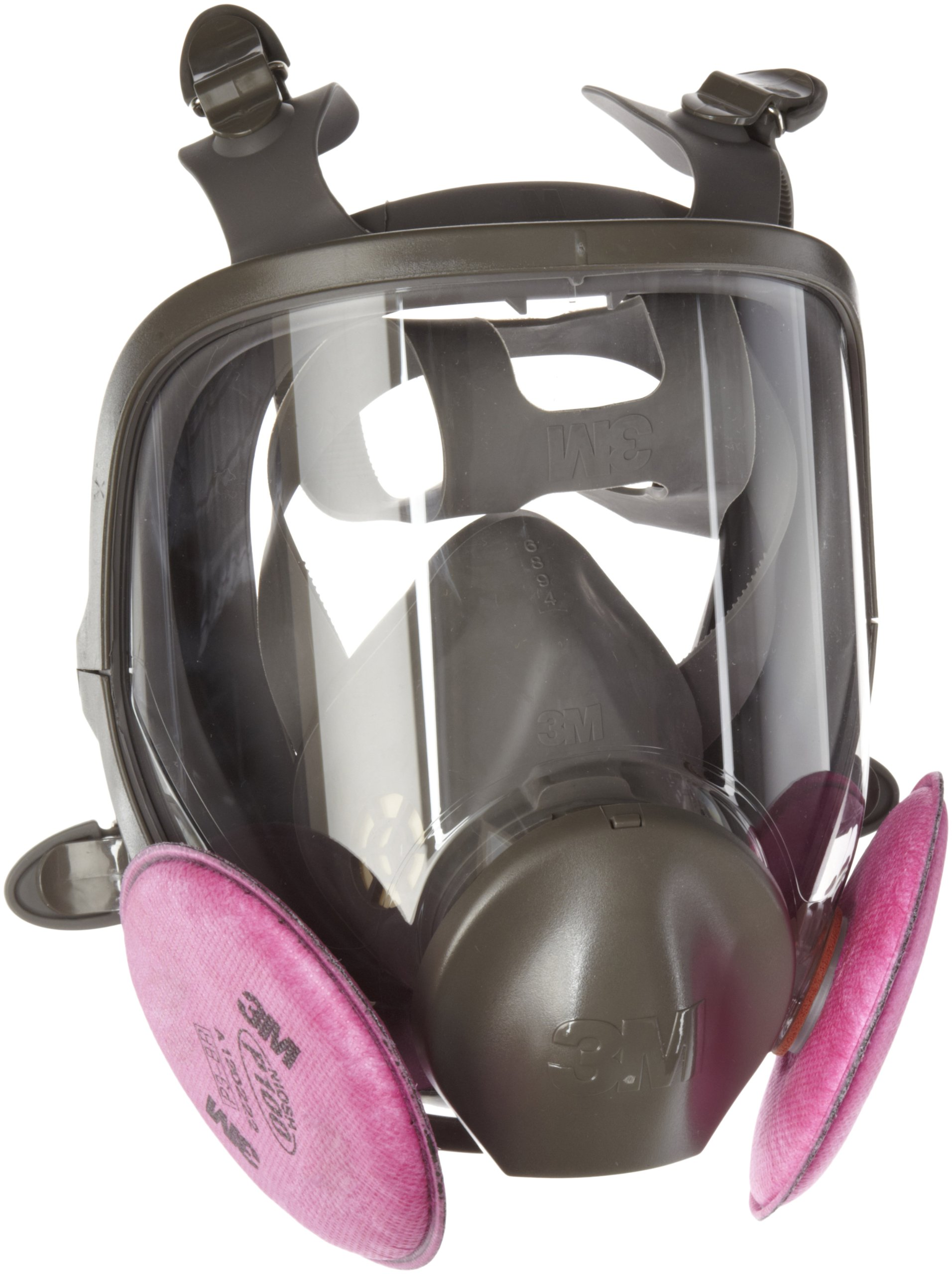 3M Mold Remediation Respirator Kit 69097, Respiratory Protection, Large (1 Kit) by 3M Personal Protective Equipment