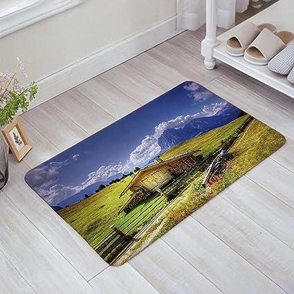 Pebbles Feet Entrance Front Door Mat Non Slip Rug Floor Mat Living Room Doormat