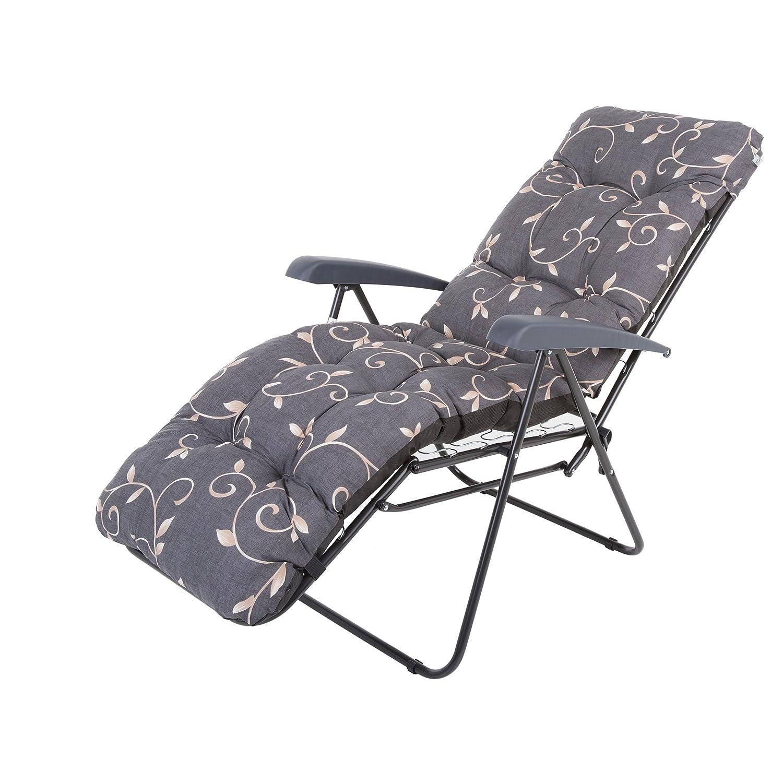 Amazon.de: Relaxsessel Relaxliege Gartenmöbel Terrasse 100x59x97cm ...