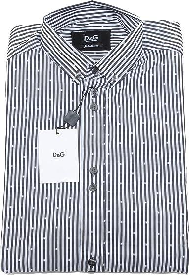 Dolce & Gabbana D&G - Camisa Casual - Para Hombre Blanco ...