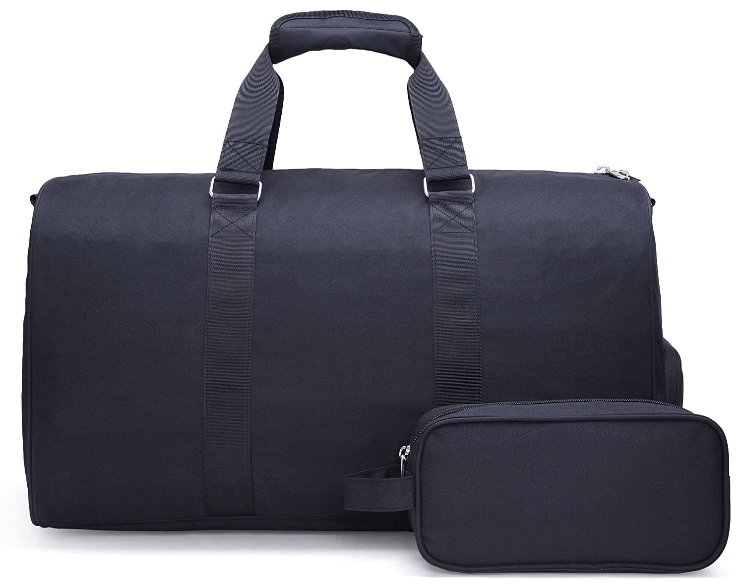 MIER Gym Duffel Bag for Men and Women with Shoe Compartment c08f2d0e40140