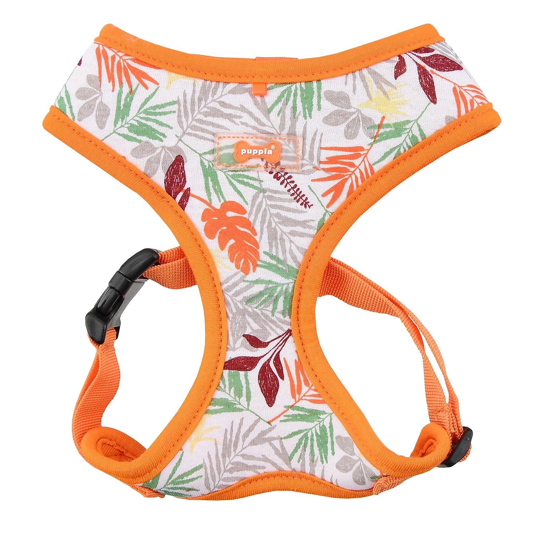 orange Medium orange Medium Puppia Rowan Harness A