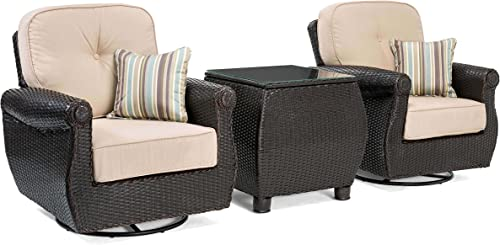 La-Z-Boy Outdoor ABRE-3PC-N Patio Seating Set