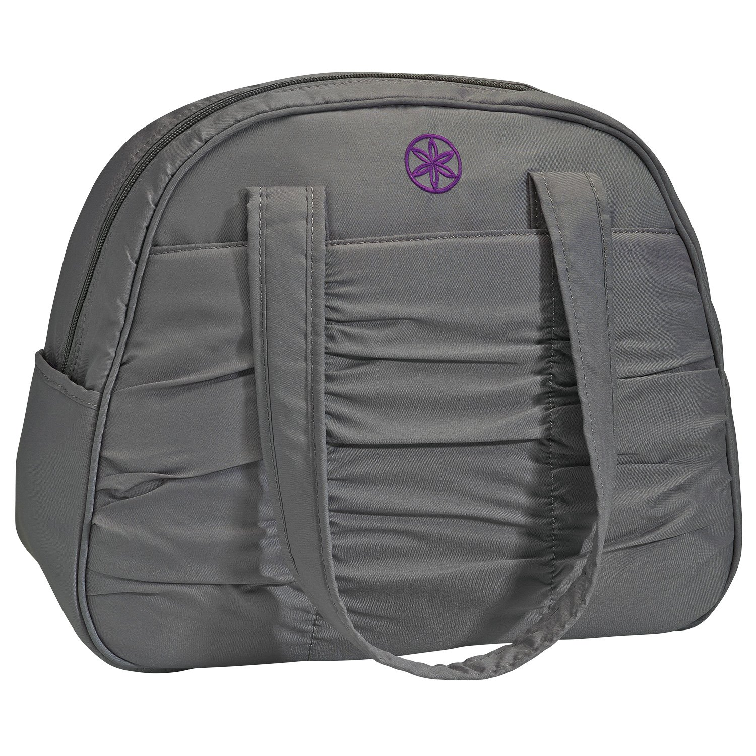 Gaiam Metro Gym Bag, Unisex Adulto, 60535, Gris, Talla Unica ...