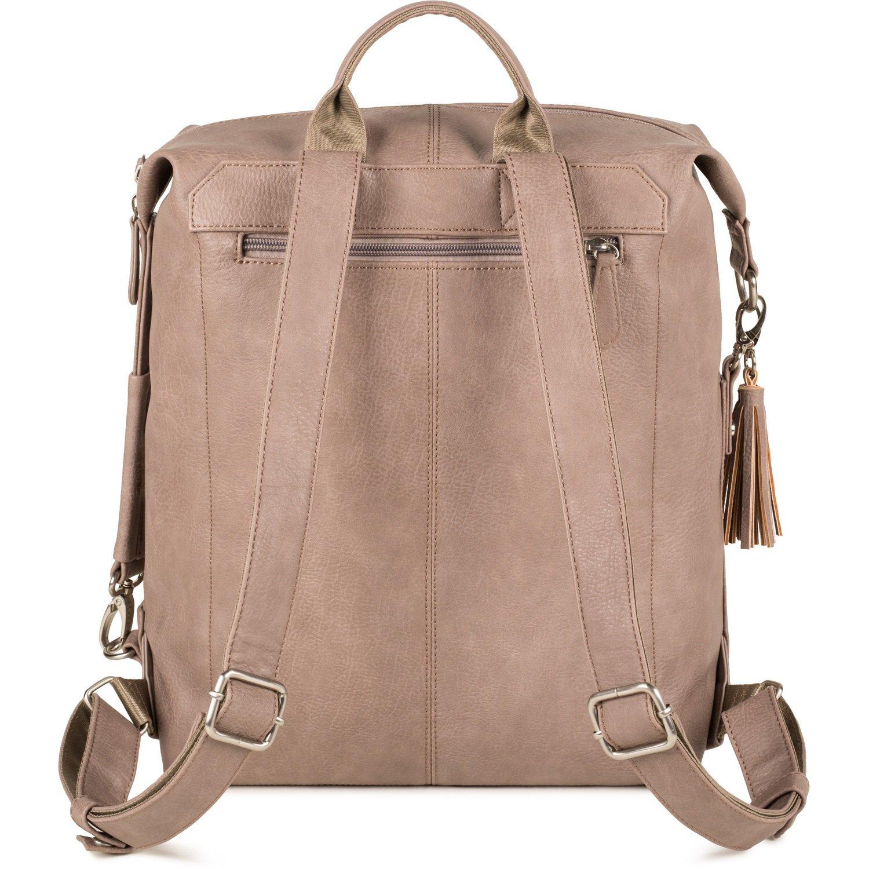 Zwei Conny CYR20 Rucksack Tasche 35 cm cm cm Canvas-Graphit B07FW2G2CP Daypacks Günstigen Preis 77f32b