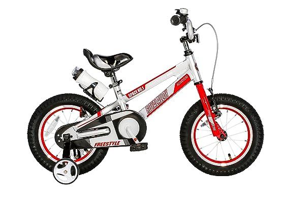 amazon com royalbaby space no 1 aluminum kid s bike 12 inch