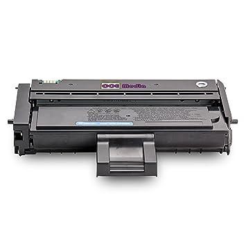 Compatibles Cartuchos de Tóner Láser para RICOH SP200 / SP201 | Negro / 2600 lados | para Impresora Ricoh Aficio, Nashuatec & NRG serie SP200, SP201, ...