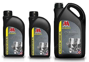 Millers CFS 10W50 NT+ - Aceite para Motor de Nanodrive (7 L ...