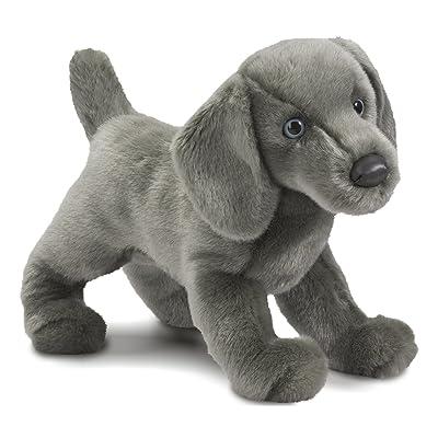 Douglas Cassie Weimaraner Plush Stuffed Animal: Toys & Games
