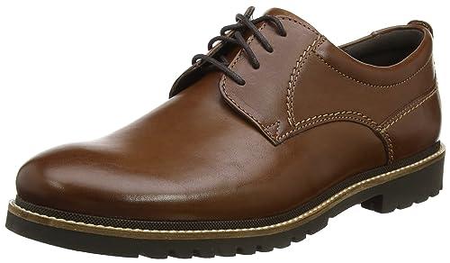 d8d7f4a982c8 Rockport Men s Marshall Plaintoe Oxford  Amazon.co.uk  Shoes   Bags