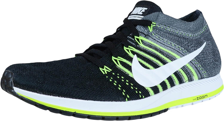 Nike Flyknit Streak Running Shoes Black