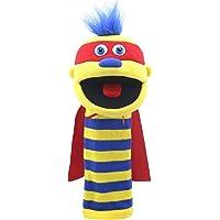 The Puppet Company Marioneta de mano Sockettes Zap Monster