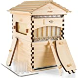 Flow Official Hive Classic Araucaria 6 Frame - Langstroth style beehive featuring our patented tech, suitable for beginners & experienced beekeepers
