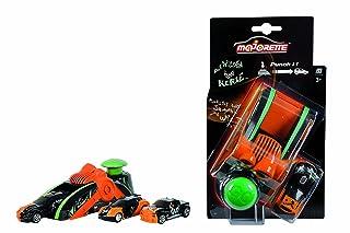 Majorette 212057231–Launcher Wilde Kerle e Car, 4modelli assortiti, scala 1: 64, 16,5cm 4modelli assortiti 5cm Dickie Spielzeug