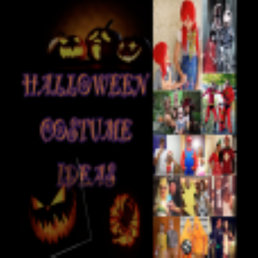Halloween Costume Ideas -