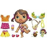 Amazon Com Baby Alive Crib Life Friendship Dolls Ella
