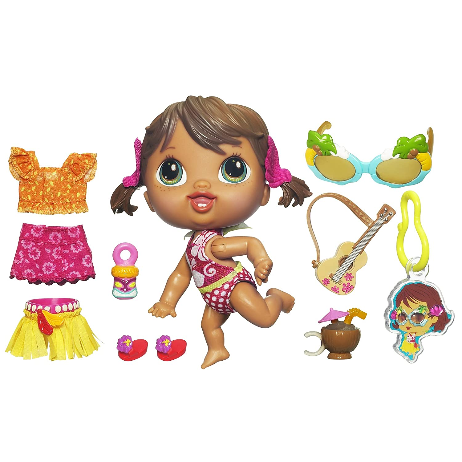Uncategorized Criblife amazon com baby alive crib life themed collection luau toys games