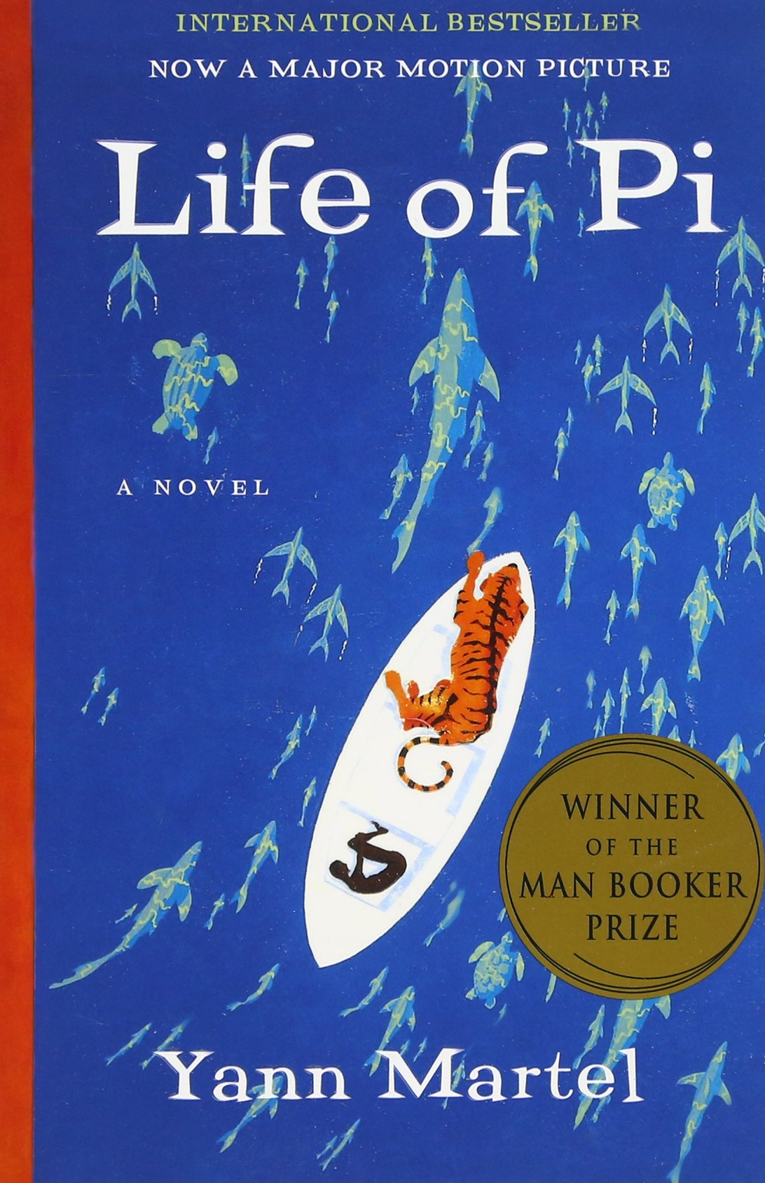 Amazon.com: Life of Pi (9780156027328): Martel, Yann: Books