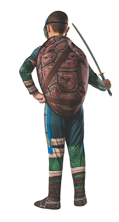 Amazon.com: Rubies Disfraz de lujo de Leonardo de Teenage ...