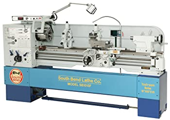South Bend SB1015F EVS Lathe with DRO, 16-Inch by 60-Inch