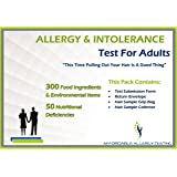 Home Environmental and Food Intolerance Test Kit for Adults by Affordable Allergy Test -- Identify Outdoor and Food Sensitives and Potential Allergies (1)
