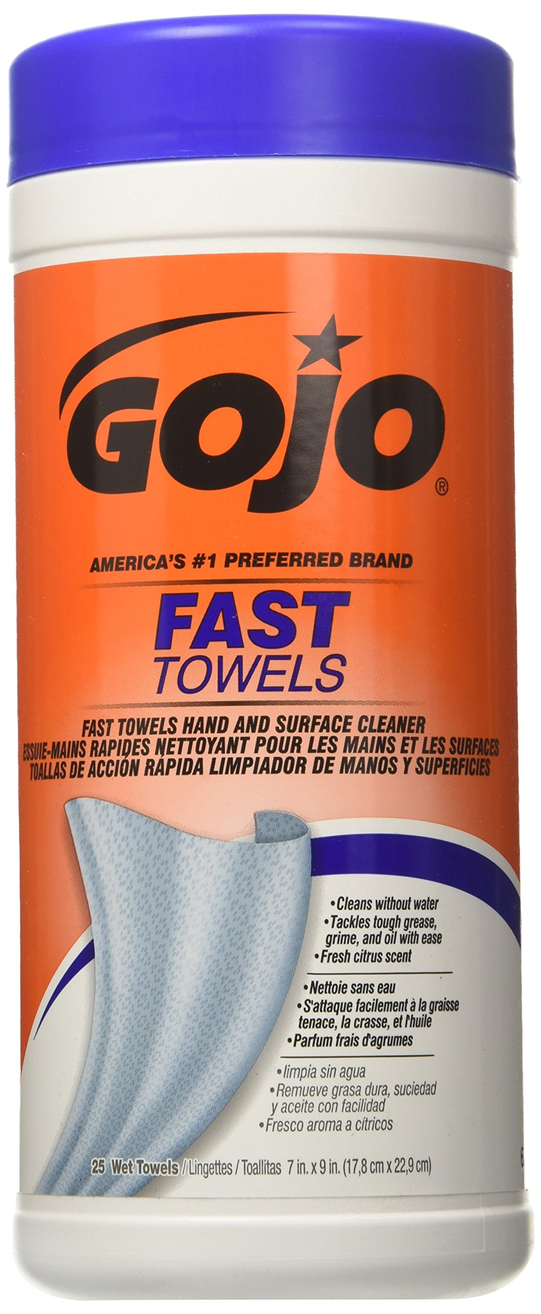 Gojo 6282 Hvy Dty Hand Clean Towels