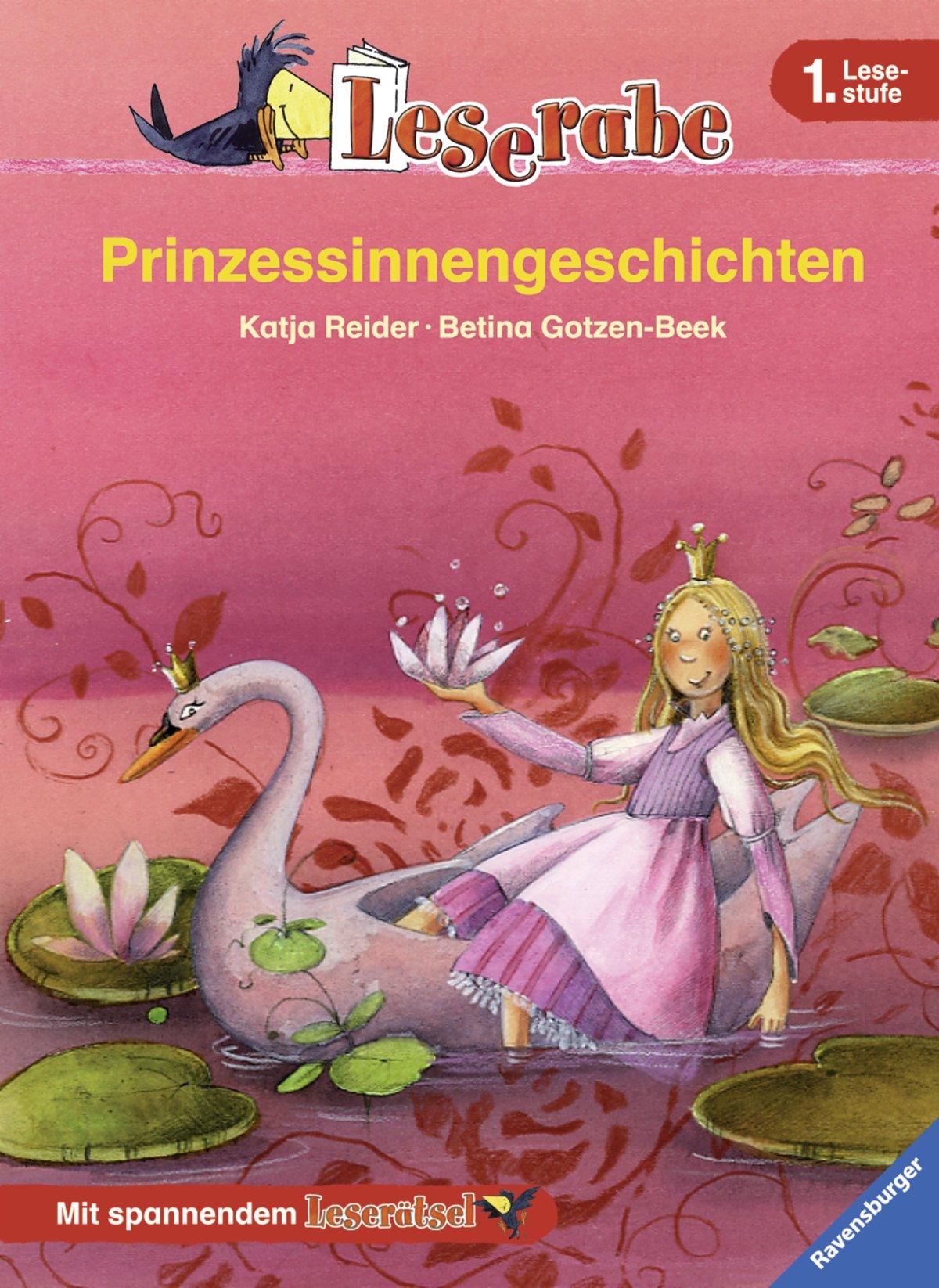 Prinzessinnengeschichten (Leserabe - 1. Lesestufe)