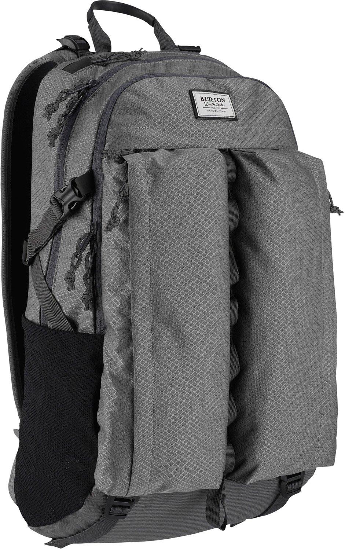 Burton Bravo Backpack, Faded Diamond Rip by Burton