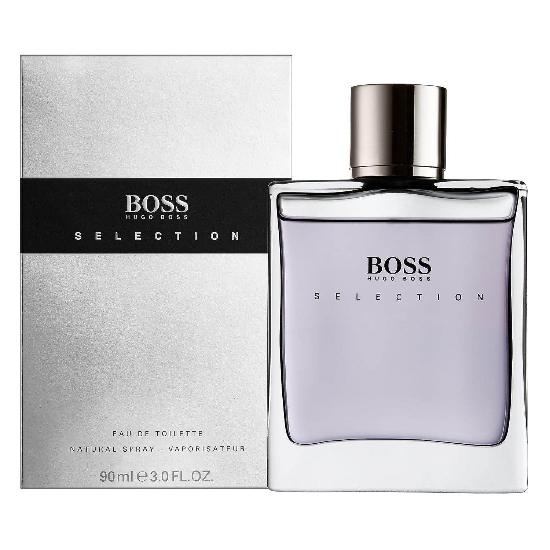 7189901c09 Hugo Boss Boss Selection Eau De Toilette Spray 90ml: Amazon.co.uk: Health &  Personal Care
