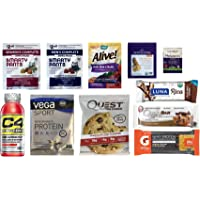Nutrition & Wellness Sample Box + $6.99 Credit Deals