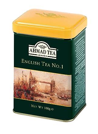 AHMAD TEA Ingles 100g No.1 te