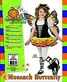 Rubie's Costume Co Monarch Butterfly Costume, Medium
