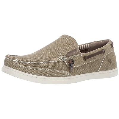 Margaritaville Men's Dock Slip On Boat Shoe | Loafers & Slip-Ons