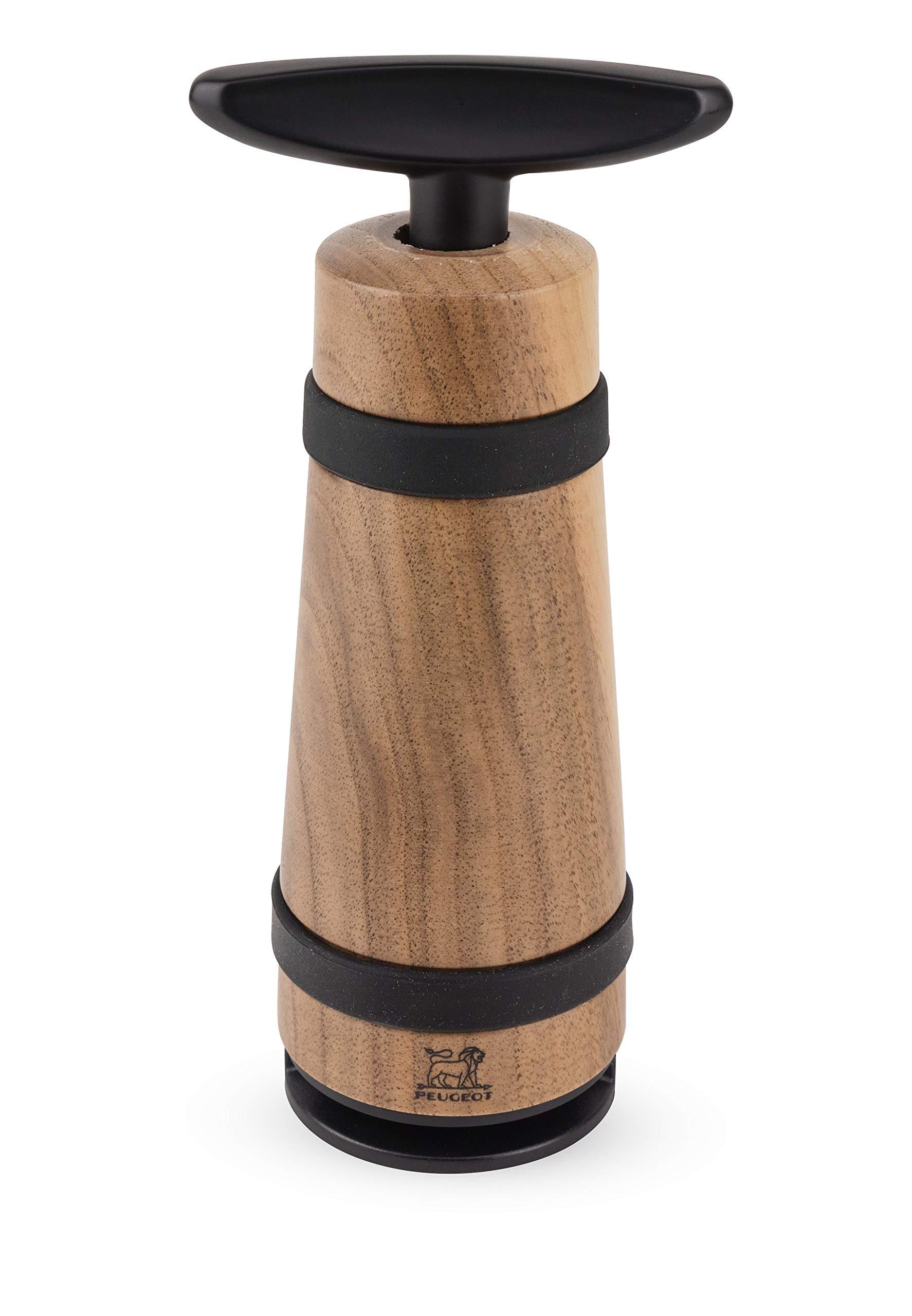 Peugeot 200565 Barrel Infinity, Walnut Wood Corkscrew Wine Opener, Beechwood by Peugeot