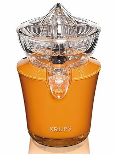 KRUPS ZX720K Electric Acrylic Citrus Juicer