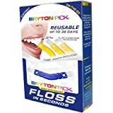 Floss in Seconds with Braces (12 Pack +3 Free Products)