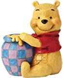 Disney Traditions Winnie the Pooh Mini Figurine