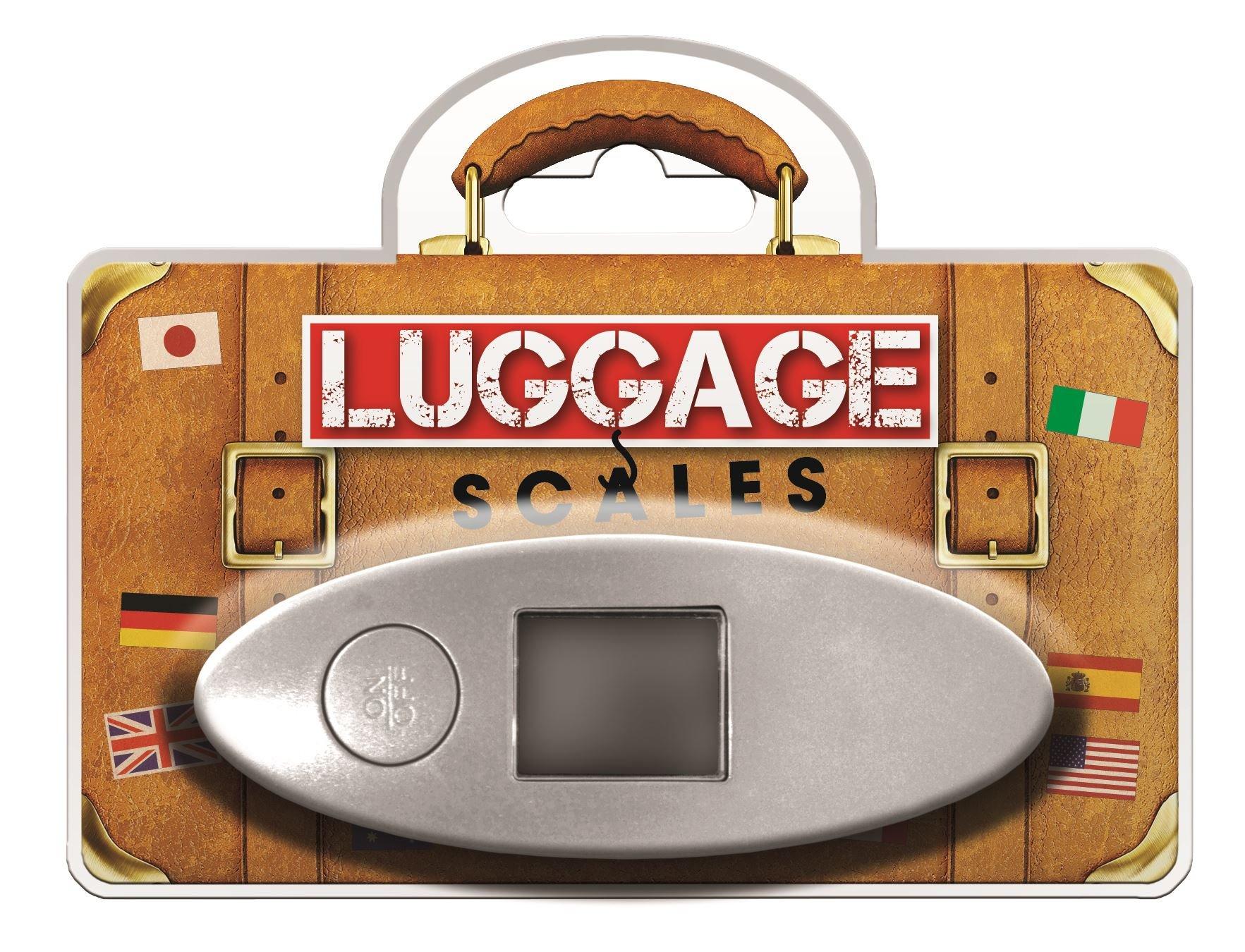 Digital Luggage Suitcase Scales